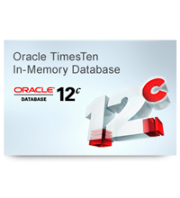 Oracle TimesTen In-Memory Database